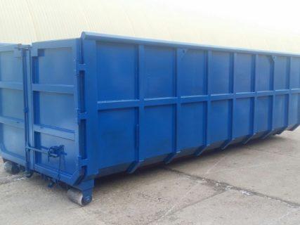 Výroba natahovacích velkoobjemových kontejnerů