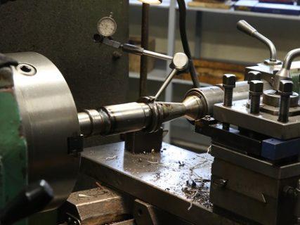 Sériová a zakázková kovovýroba